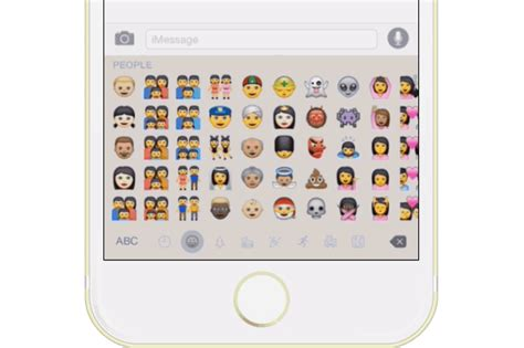 ios 8 3 jailbreak apple adds 300 racially diverse emojis to ios 8 3 cult