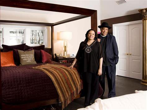 hgtv bedroom makeover rev run s reno four distinctive bedroom makeovers rev run s renovation hgtv