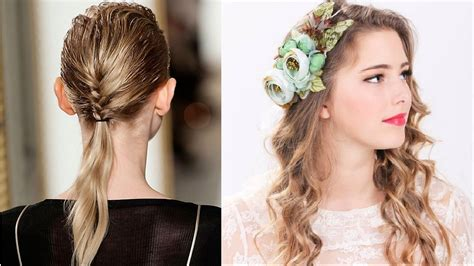 hairstyles thin hair youtube prom hairstyle for thin hair youtube