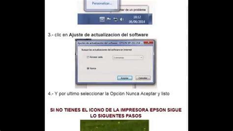 reset epson tx300f para windows 7 reset epson para los modelos tx cx nx wf artisan xp y