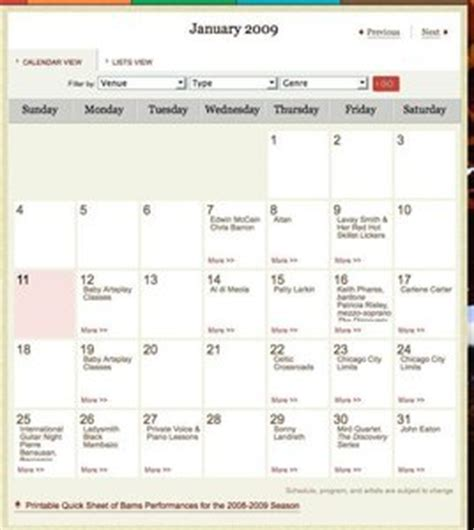 design pattern event event calendar design pattern