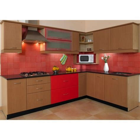 Second Modular Kitchen by Modular Kitchens In Bangalore March 2015