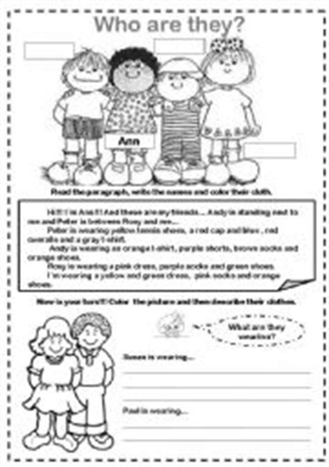 appearances and hairstyles esl all these worksheets and activities for teaching physical