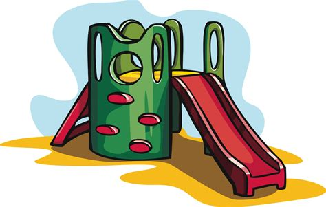 playground clip clipart playground pencil and in color