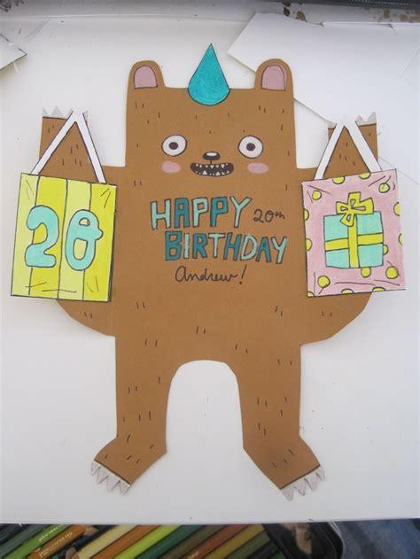 awesome homemade birthday card ideas crafty club