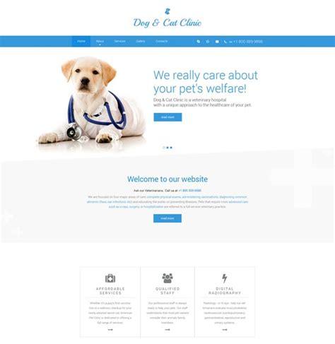 40 Best Animal Pet Website Templates Free Premium Freshdesignweb Rescue Website Template
