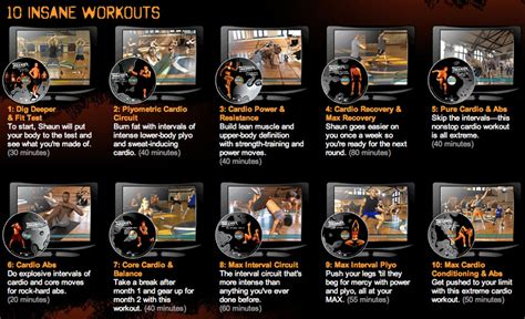 image gallery insanity workout abs