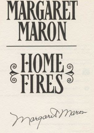 home fires 1st edition 1st printing margaret maron