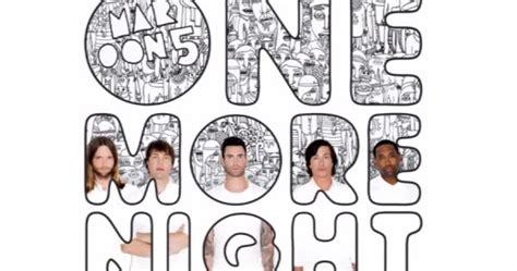 index download lagu maroon 5 one more night 171 comcathe lirik lagu maroon 5 one more night ilmu internet