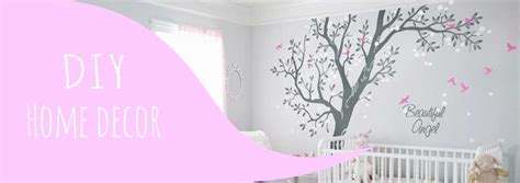 Do It Yourself Nursery Decor Baby Nursery Decor Trees Do It Yourself Baby Nursery Wall Decor Peel And Stick Useful Stuff