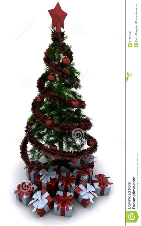 christmas tree concept stock photos image 17282843
