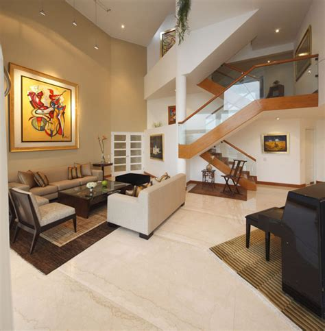 high ceiling living room modern living room miami 25 living room designs with tall ceilings