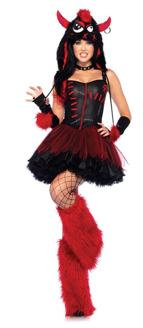 womens gizmo monster costume rebel monster women halloween costume 59 99 the
