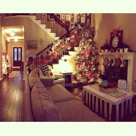 beautifully decorated homes for christmas beautiful home decorated for christmas happy holidays