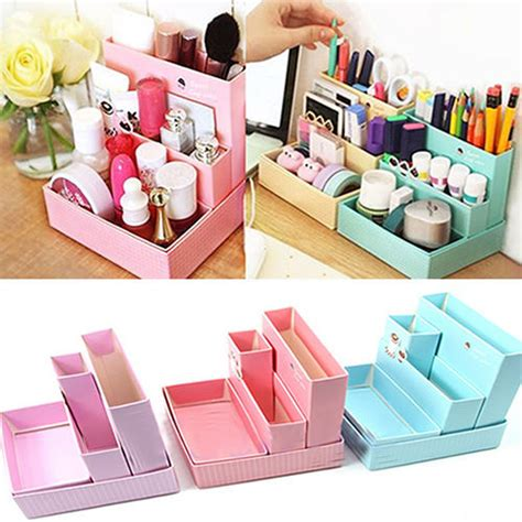 home pro paper board storage box desk decor stationery