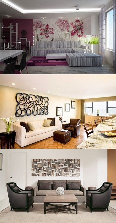 how to decorate wall in living room how to decorate a large wall in living room interior design