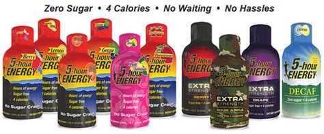 energy drink 1 hour 5 hour energy review is it the best way to boost energy