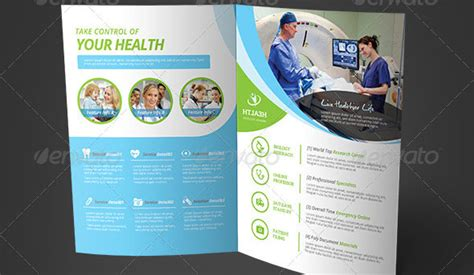 20 free premium medical brochure templates desiznworld