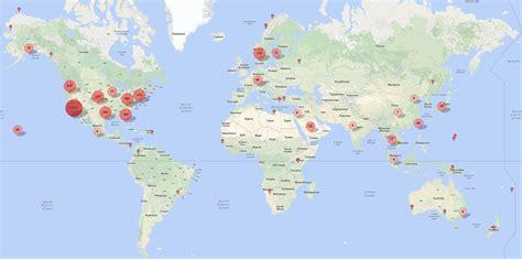 california lutheran cus map the alumni network cal lutheran alumni