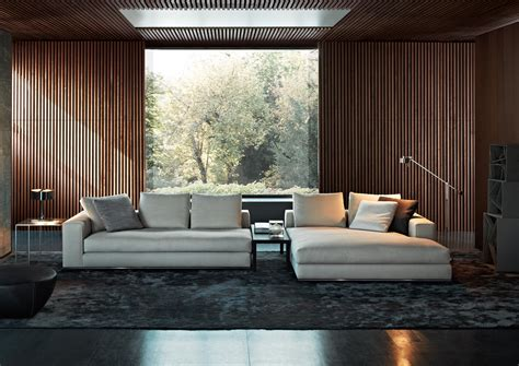 hamilton lounge sofas from minotti architonic