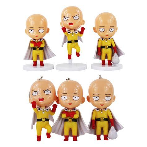 aliexpress toys 3pcs set one punch man figure saitama sensei figure