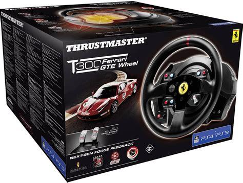 volante playstation thrustmaster t300 gte wheel volante playstation 4