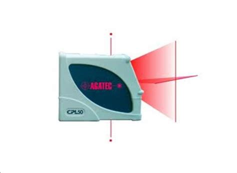 cpl 50 agatec level line laser with glasses cross line