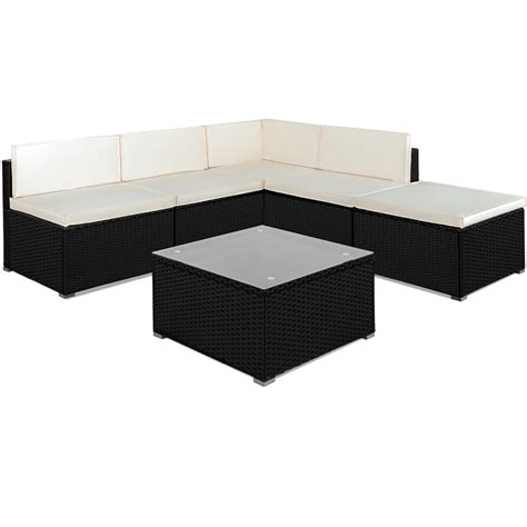 sofa polyrattan poly rattan garden sofa lounge outdoor furniture table