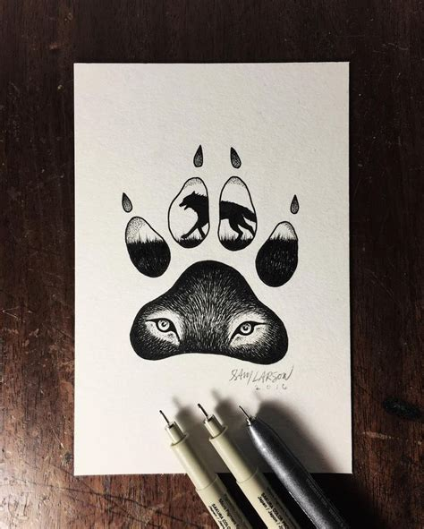 Simple Wolfis M 341 best doodles images on drawings mandalas