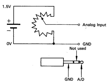 variable resistor circuit exles circuit
