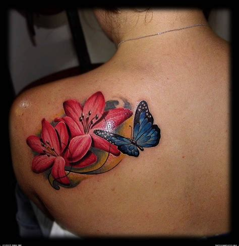 butterfly tattoo on shoulder realistic butterfly tattoos on shoulder butterfly