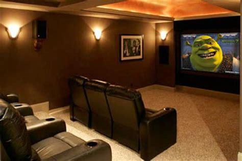 design  home theater   spare time toronto