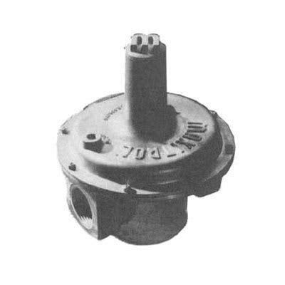 "southbend 1167782 1"" pre set pressure regulator w/ 6"