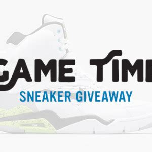 Sneaker Giveaway Contests - news reach records