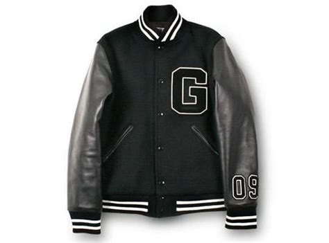 Jaket Baseball Denim certificate of participation clothing goodenough varsity jacket makes couture combo