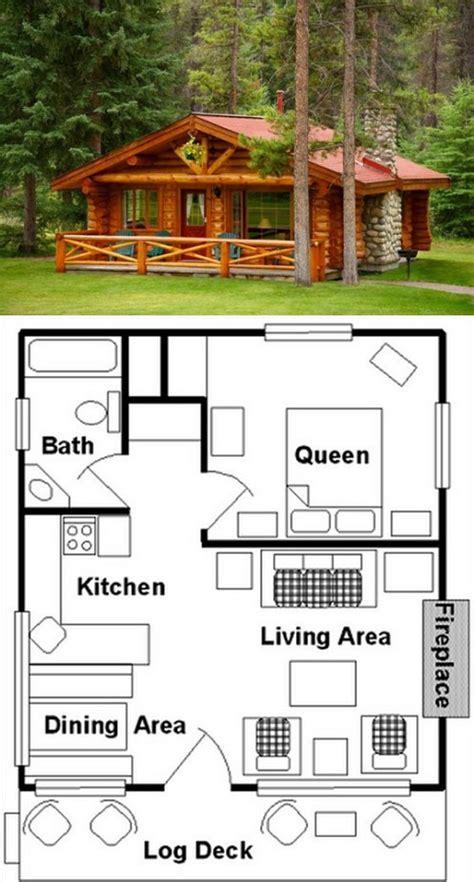 cabin floor plans page    cozy homes life