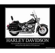 Harley Davidson  Demotivational Poster FakePosterscom
