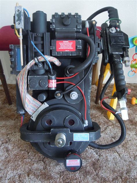 ghostbusters proton pack for sale ghostbusters proton pack 100 complete by ritter99 on