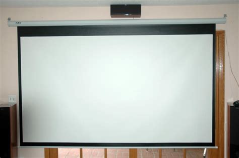 Screen Projector 120 Wall favi hd 120 review 16 9 120 inch electric projector screen 2012 review horizon