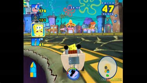 boating license wi spongebob s boating bash gameplay wii original wii