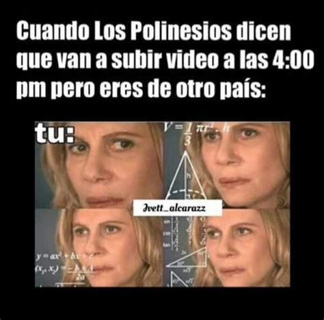 Los Memes - memes de los polinesios los polinesios amino