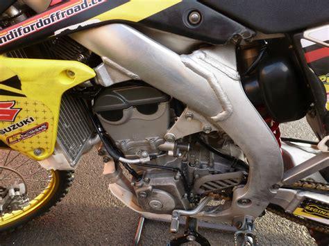 used 2012 suzuki rmz 450 4 stroke motocross bike