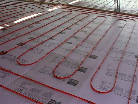 Radient Floor Heating by Flooring In Floor Radiant Heat Radiant Heater Radiant