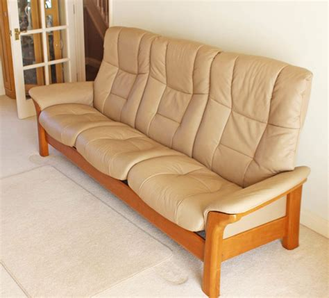 Stressless Sofa Price by Ekornes Sofa Prices Stressless Wave High Back Sofa From 3
