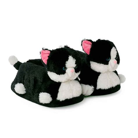 children s animal slippers buy lovely cat slippers for adults and children