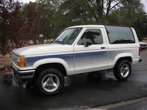 how cars run 1990 ford bronco regenerative braking 1990 ford bronco11 for sale in palo cedro california united states