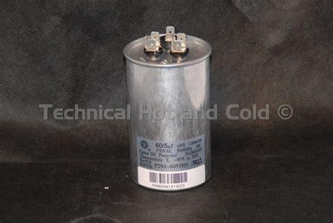 dual capacitor carrier p291 6053rs dual run capacitor