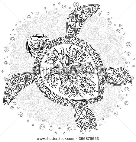 coloring pages for adults turtles abstract turtle coloring pages for adults coloring pages