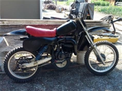 Build A Suzuki Motorcycle 1979 Suzuki Rm125 Motorcycle Build By Inkdaddy66