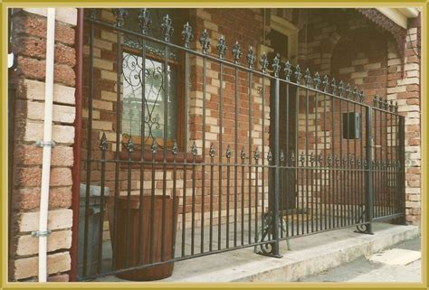 gates and fences decoites steel